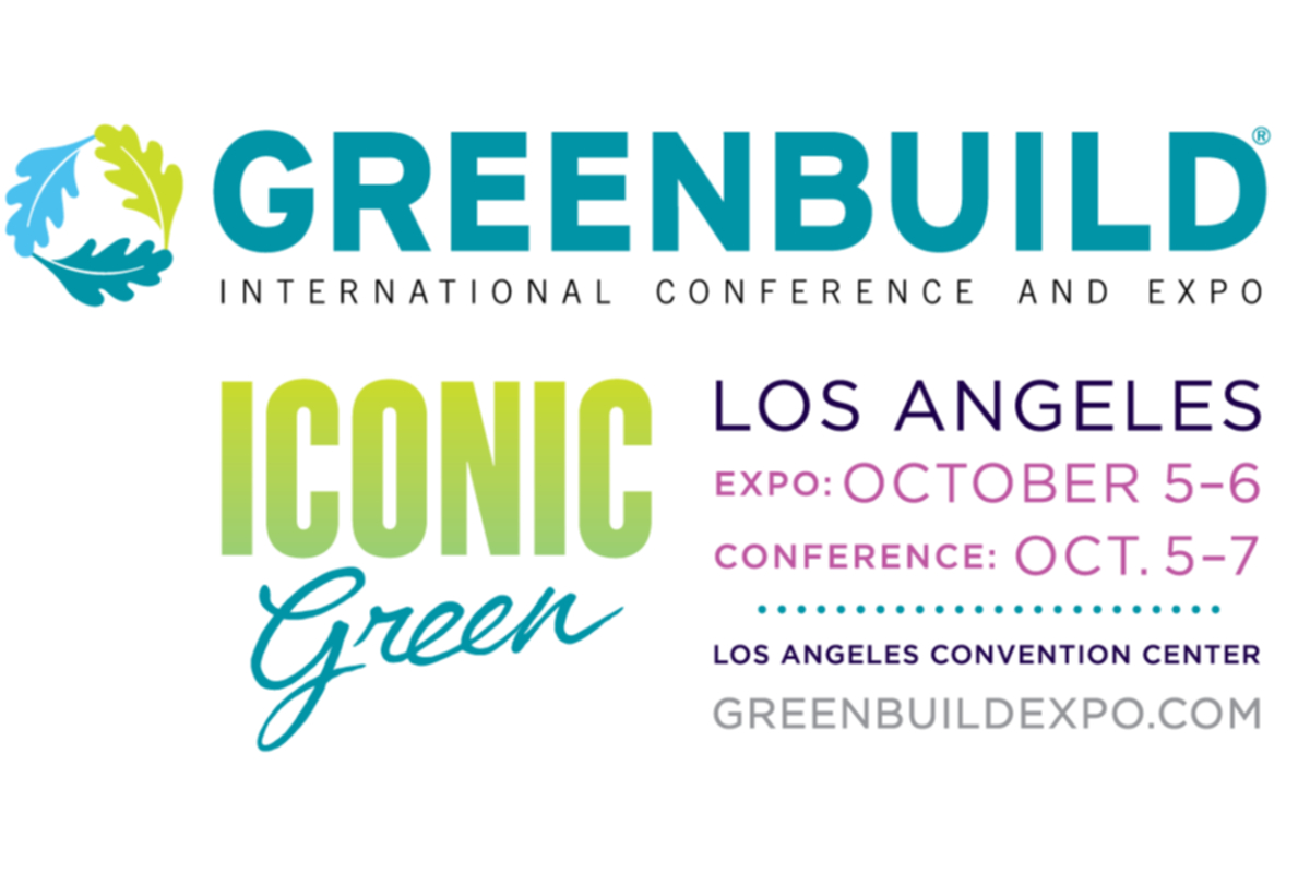 The Greenbuild International Conference and Expo 2016