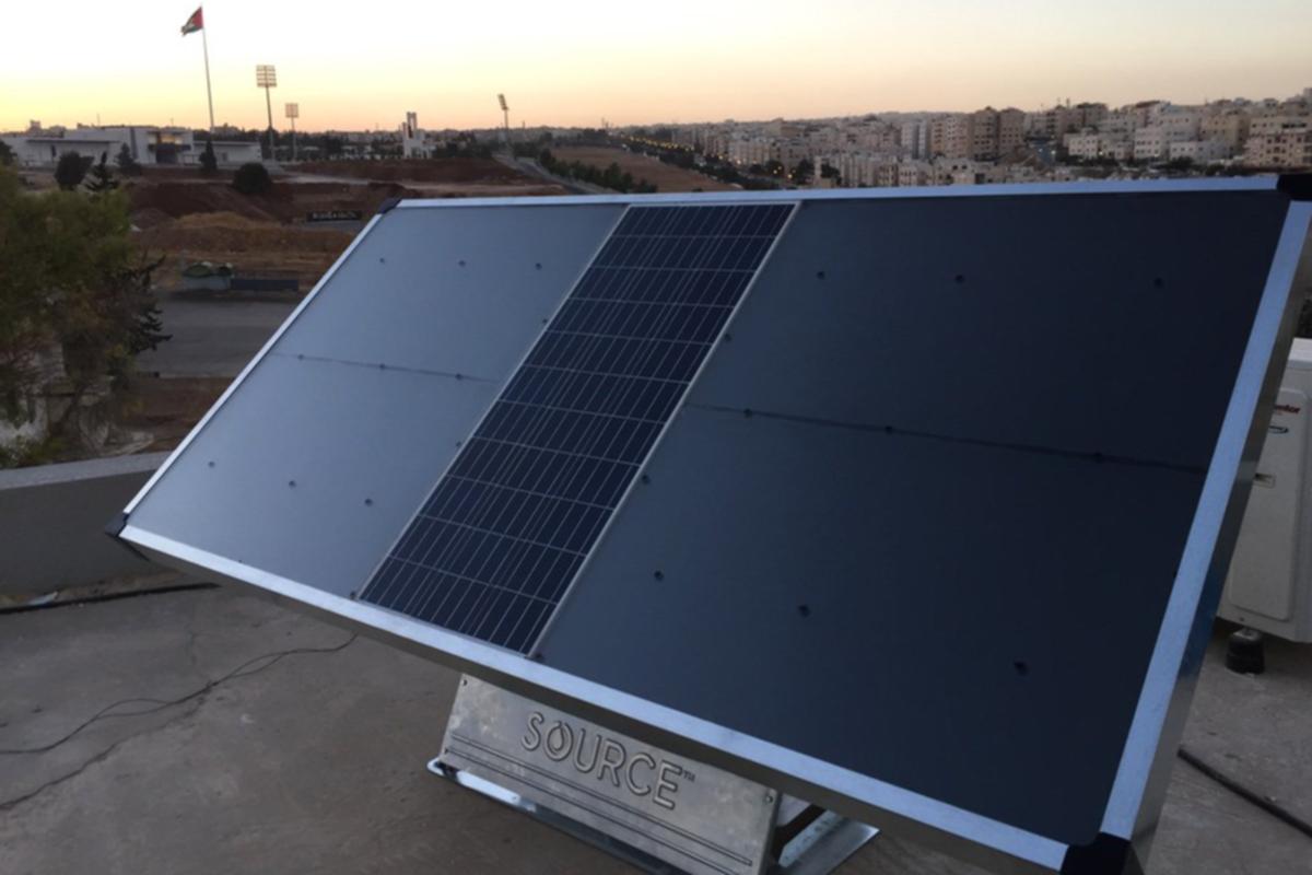 Bu Güneş Panelleri Havadan İçme Suyu Çekiyor!